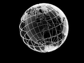 透明地球flash源文件 FLA
