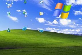 微软动态图标flash源文件 FLA