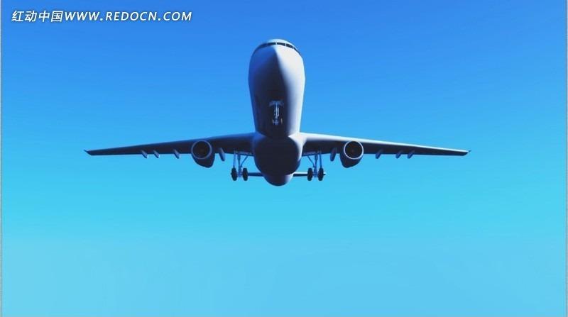 高清超大飞机视频素材设计模板下载(编号:1203713)