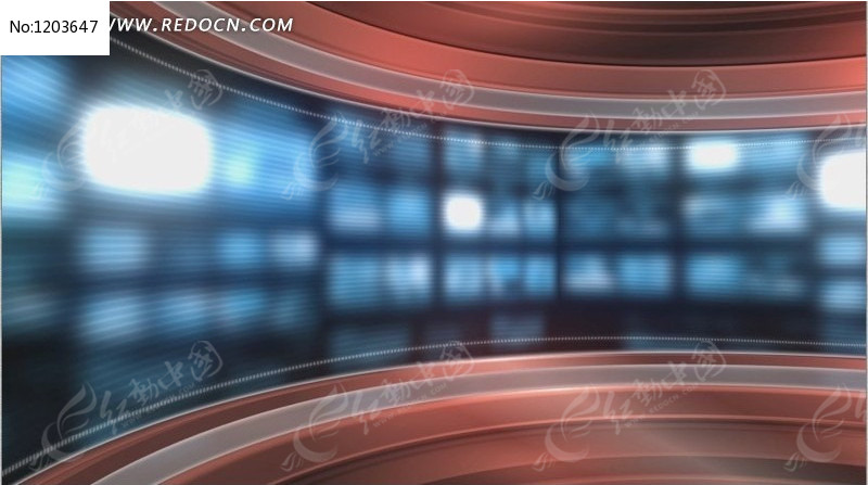 视频_高清新闻片头背景视频素材