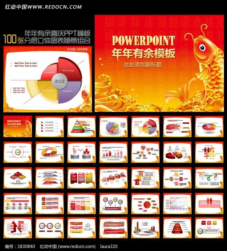 新年PPT 喜庆PPT 节日PPT 民俗PPT 红色PPT 行业通用PPT 动态