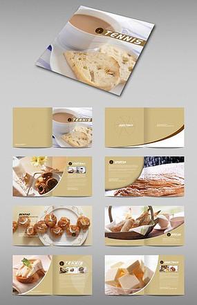 糕点休闲食品画册