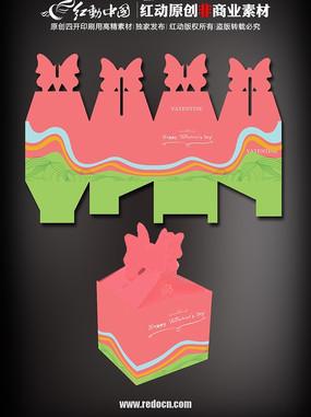 国外糖果包装盒设计