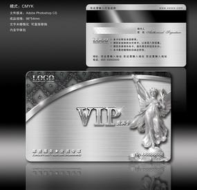 欧式酒店VIP会员卡