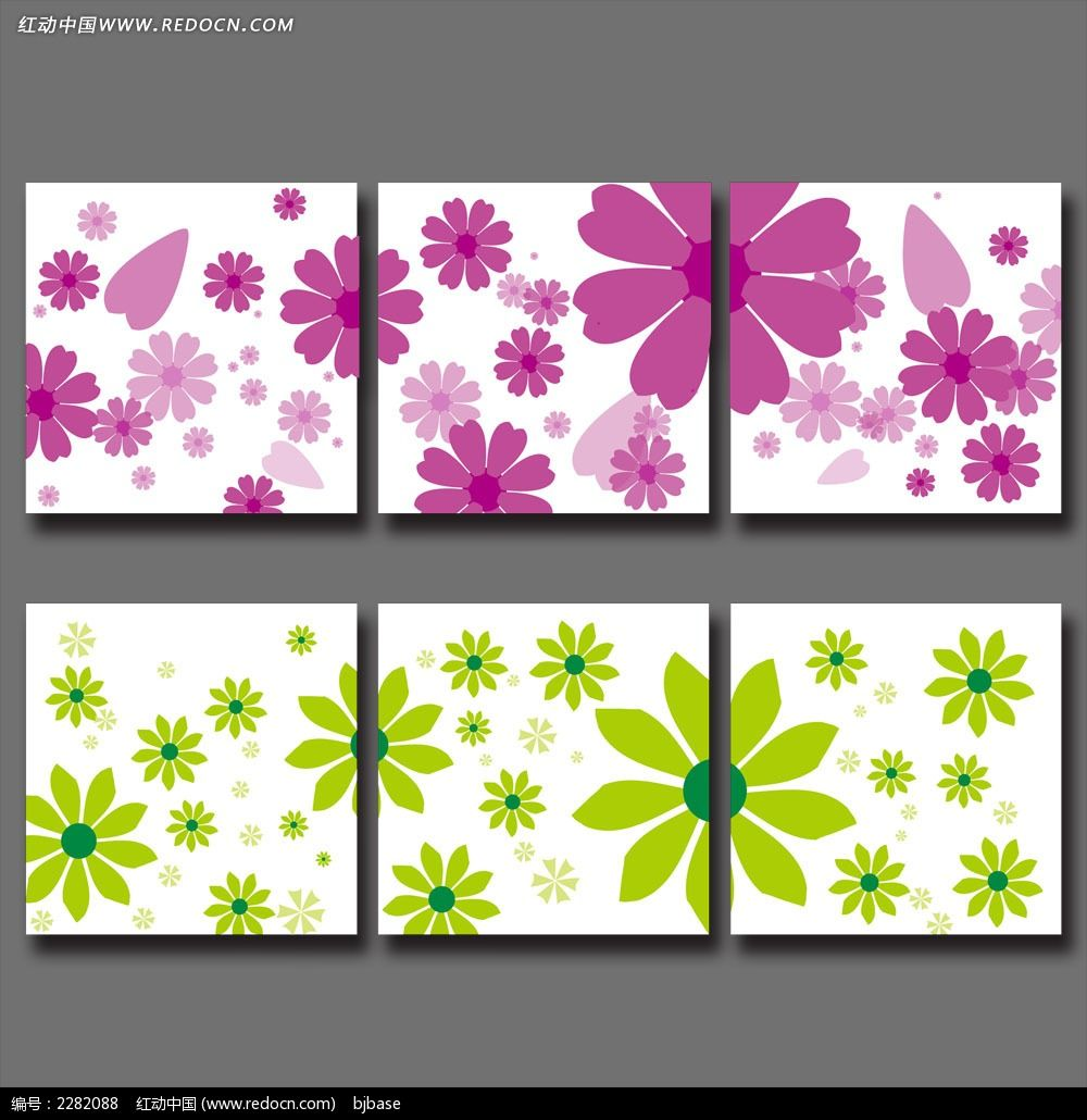 花瓣花朵无框画图片