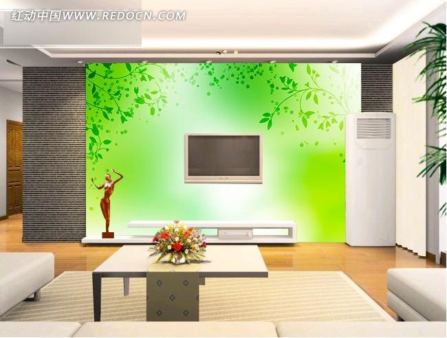 10款 客厅电视背景墙