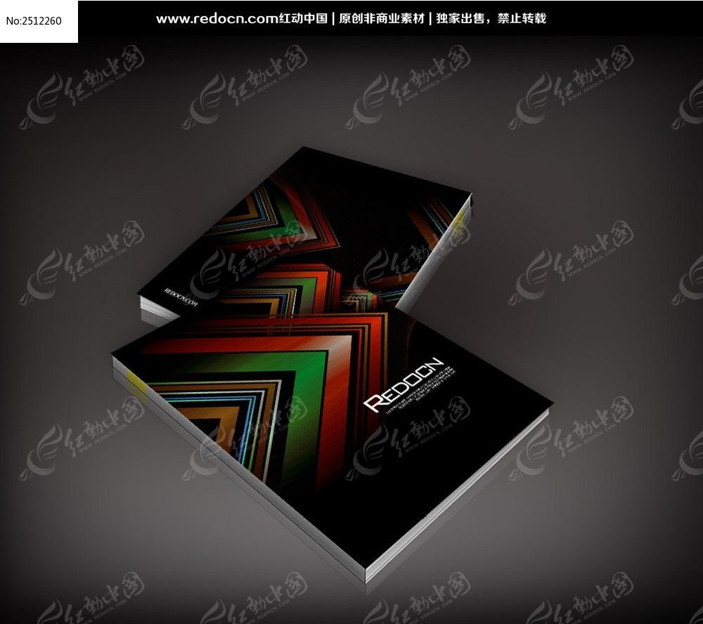 商务创意封面设计图片