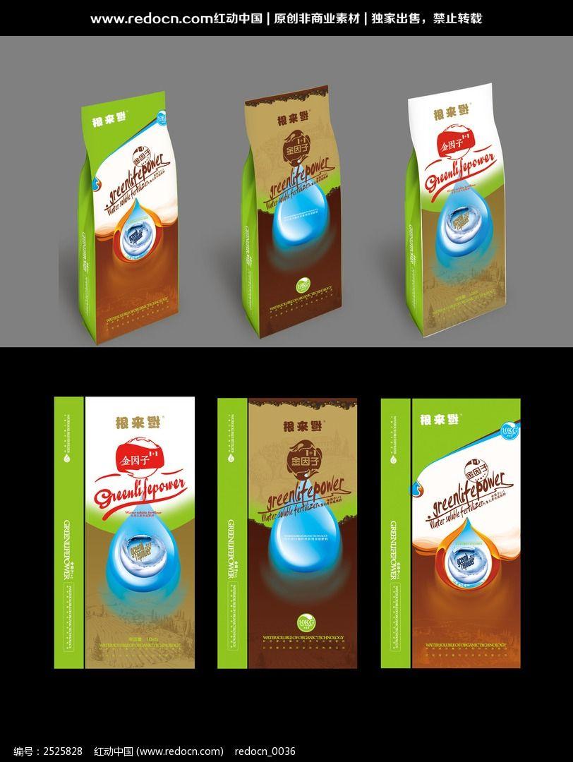 肥料包装袋设计图片图片