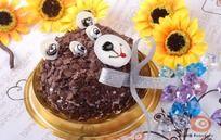 毛毛熊迷你蛋糕