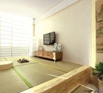 日式榻榻米装饰