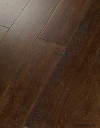 木地板高清图-栎木拉丝仿古