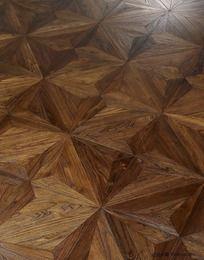 木地板高清图-榆木拼花