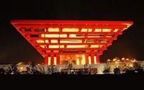夜观中国馆
