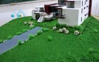 别墅模型设计与制作