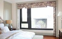 卧室平开窗