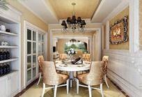 厨房家居设计客厅效果图设计