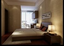 家居设计卧室效果图设计
