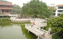 西禅寺风景