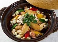 砂锅土鸡煲