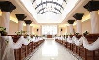 婚礼仪式堂布置