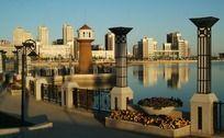 城市景观风光居住区