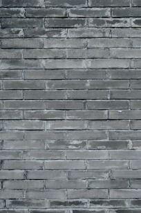 灰色砖墙背景图