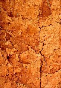 黄泥土底纹背景图