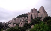 福鼎太姥山摄影图