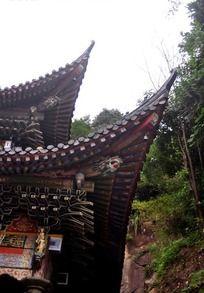 中国寺庙建筑
