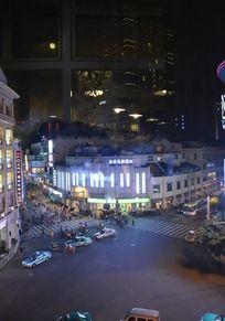 广州北京路夜景