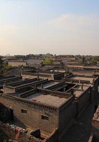 俯瞰平遥古城