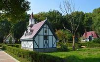 景观小城堡
