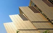 金色建筑物