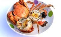 鲜美的大闸蟹