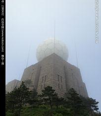 黄山气象台