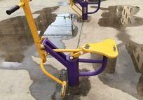 骑马机健身器材