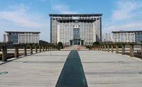 温州市政府大楼全景1