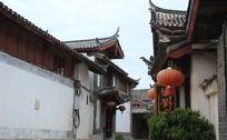 丽江古城巷子
