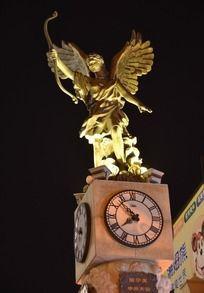 哈尔滨欧洲女神人物雕塑
