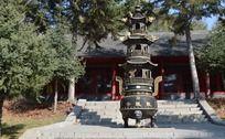 龙凤寺香炉
