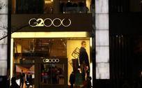 G2ooo门店夜景