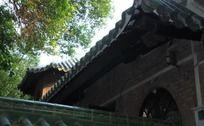 中山大学琉璃瓦老建筑