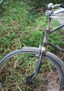 怀旧老式自行车图片