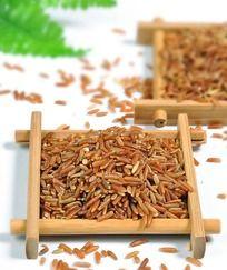 鲜艳的红米