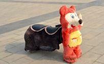 狐狸玩具车