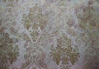 欧式金色花纹布纹背景素材