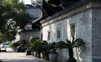 太平寺院墙