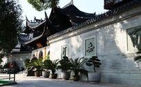 温州太平寺院墙