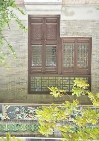 广州猎德涌青砖屋窗户