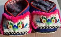 一对精致宝宝鞋